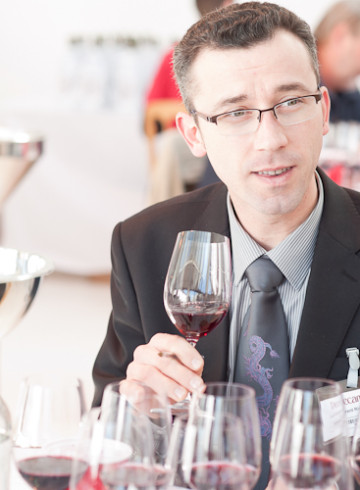 Laurent Richet MS DWWA 2013 Judge